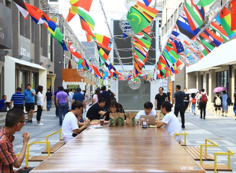 北京中關村創業大街:打造兩岸青年創業便捷渠道